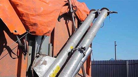Шнековый транспортер т 458 фольксваген транспортер т5 тент